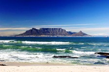 The Cape of good hope, many storms, unique beauty & one of the few floral kingdoms of the world.