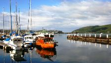 Knysna lagoon, tranquil yet so much to do!