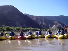 On the Orange River & ready for the experience of a life time! (Northern Cape Province)