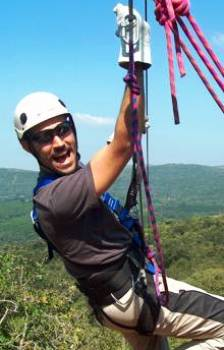 Zip line fun through forested gorges near Hazyview