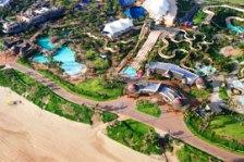 Ushaka Marine Theme Park, amazing aquarium, water rides & loads of fun! (KwaZulu Natal Province)