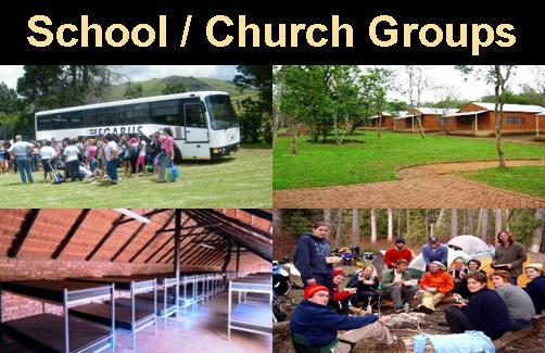 school church camp venues