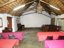 group accommodation north of Pretoria