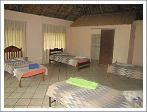 corporate camp venues Beestekraal